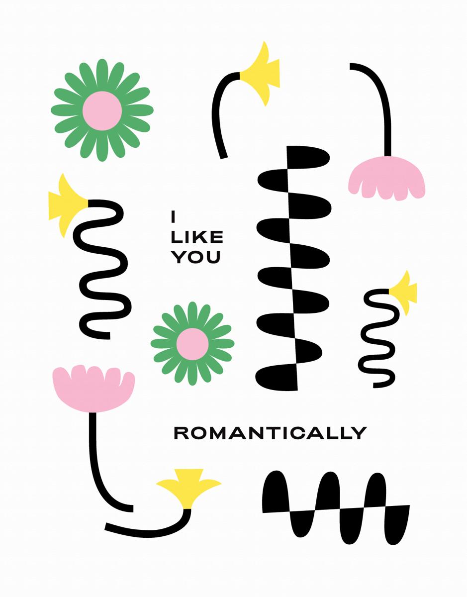 I Like You Romantically