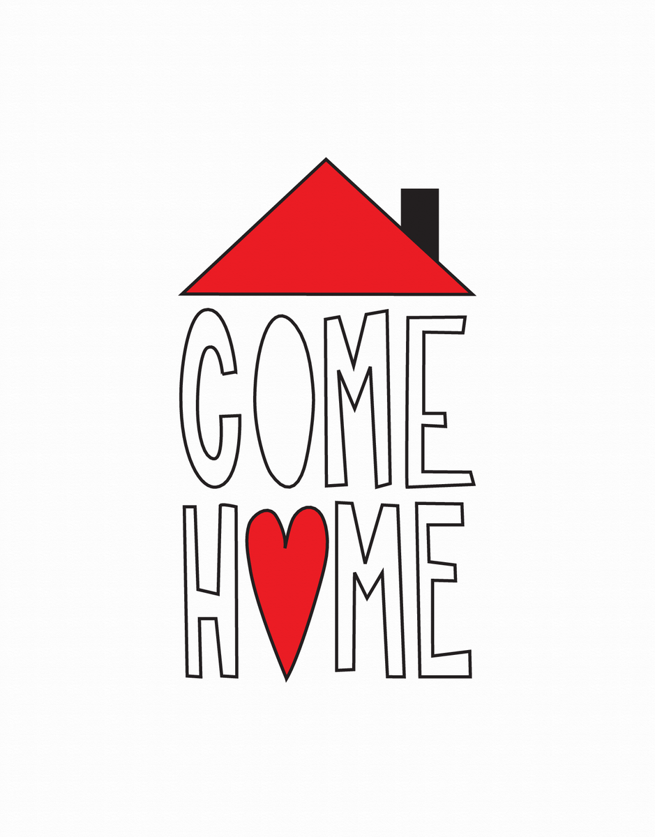Come Home Missing You Card
