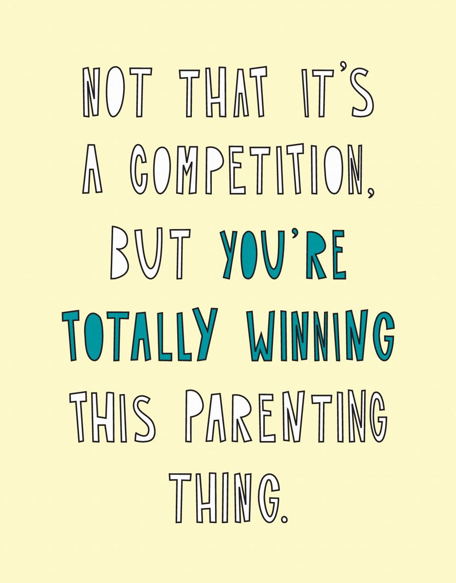 Winning Parent