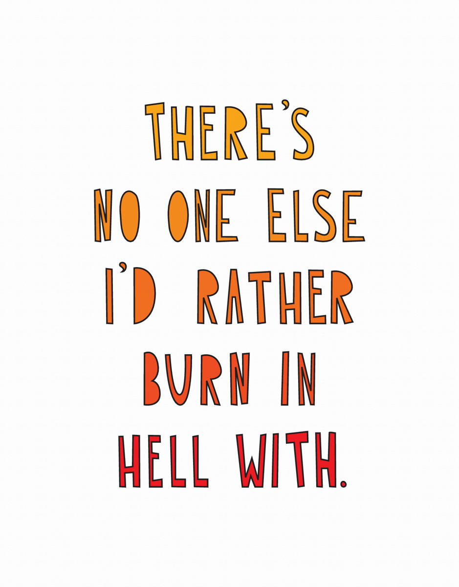 Burn In Hell