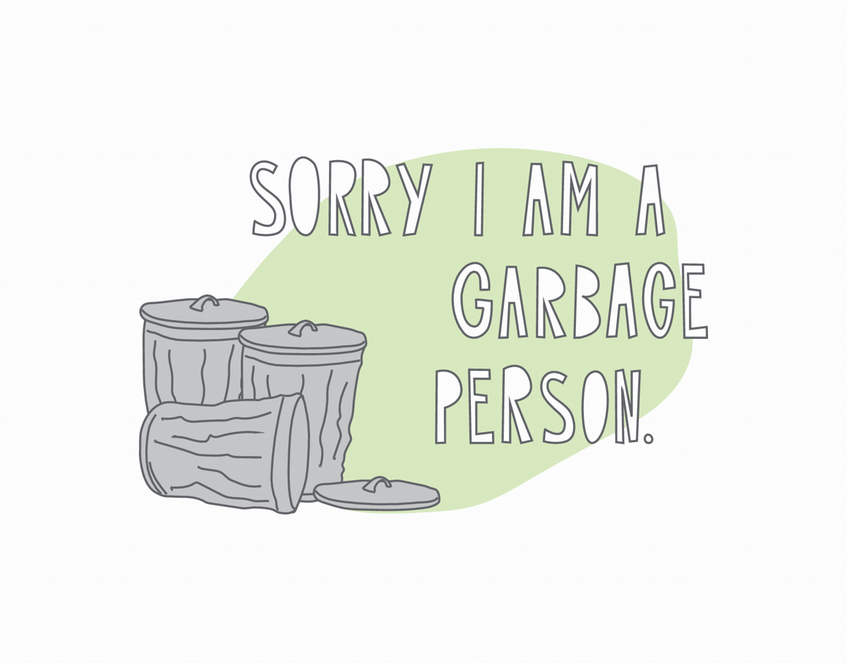 Garbage Person