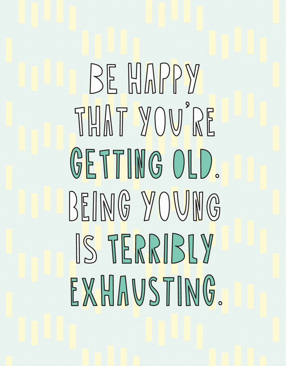 Terribly Exhausting