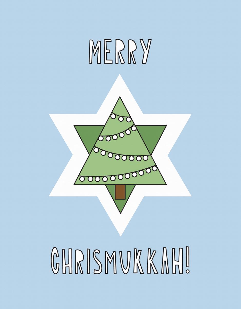 Merry Chrismukkah
