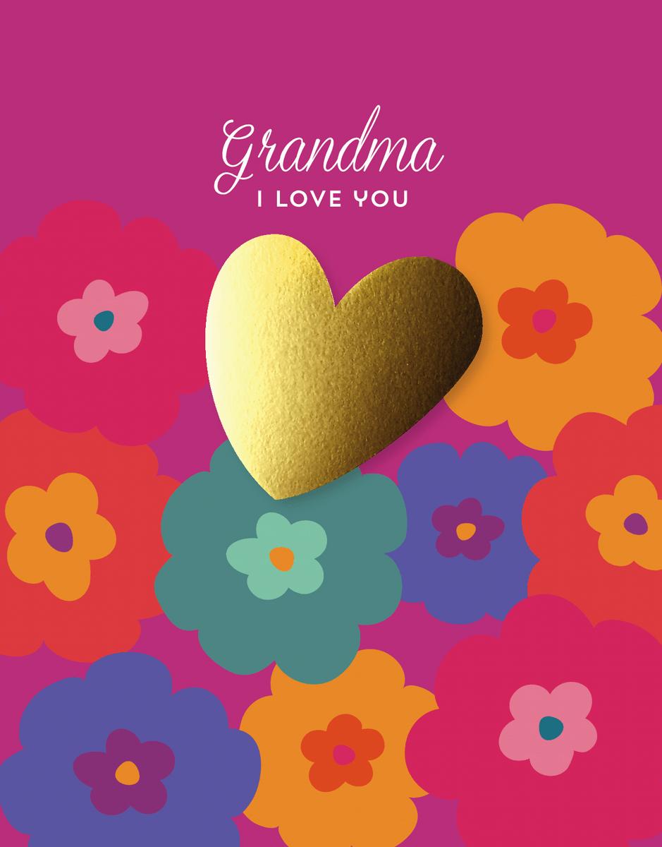 Gold Grandma