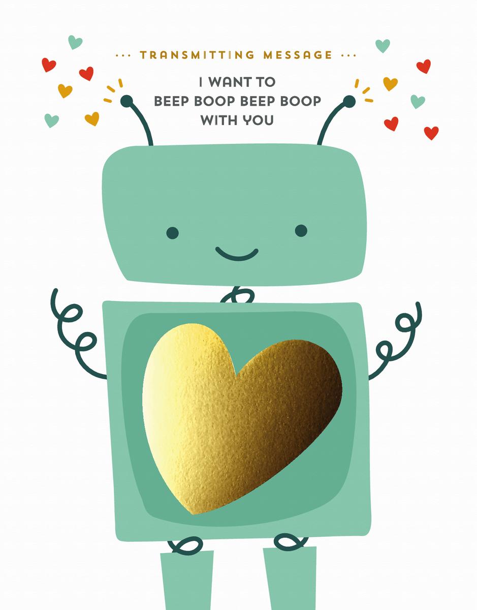 Robot Romance