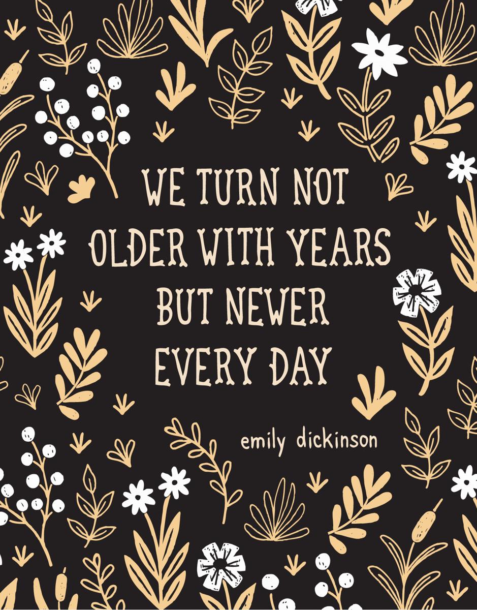 Dickinson Birthday