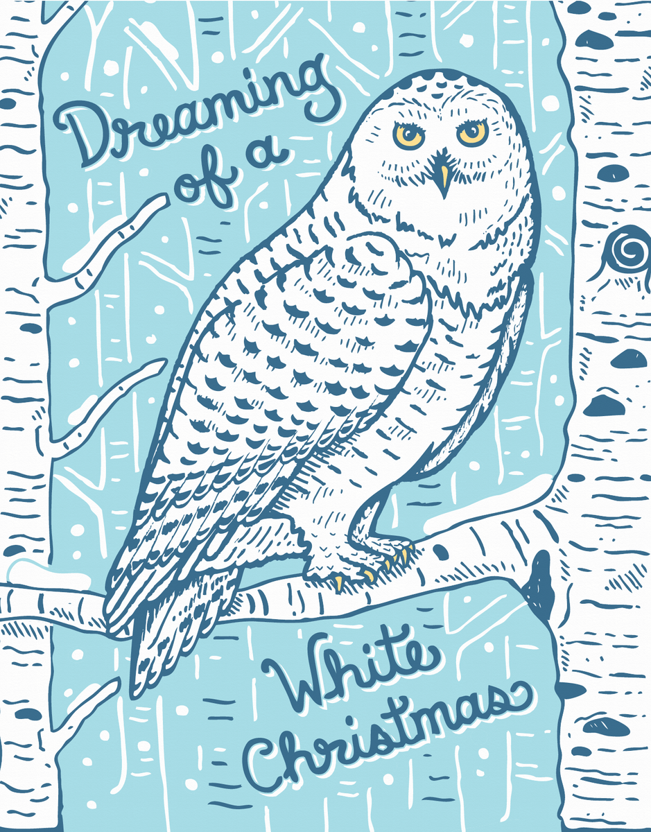 Dreaming Of A White Christmas