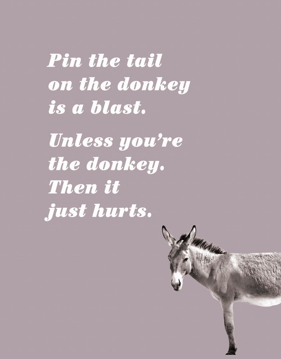 Donkey Birthday