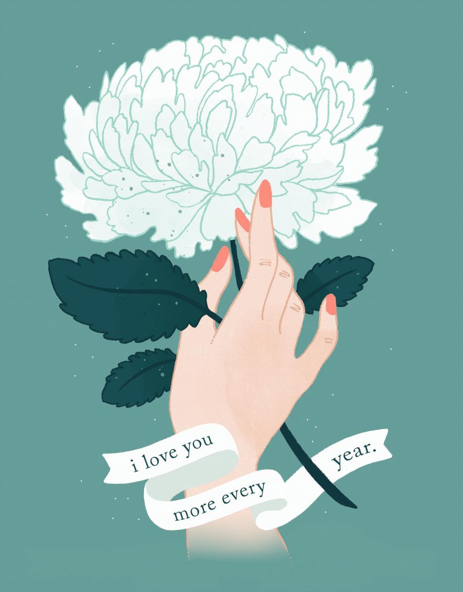 Love Grows Anniversary