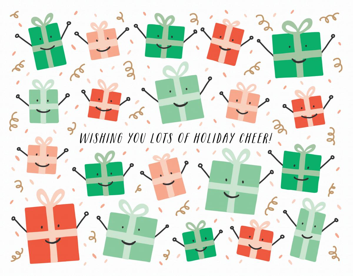 Holiday Cheer Presents