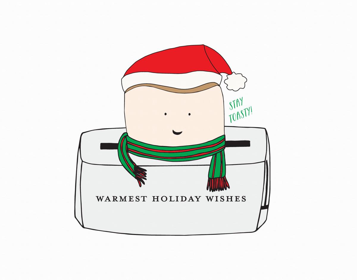 Warm Holiday Toast
