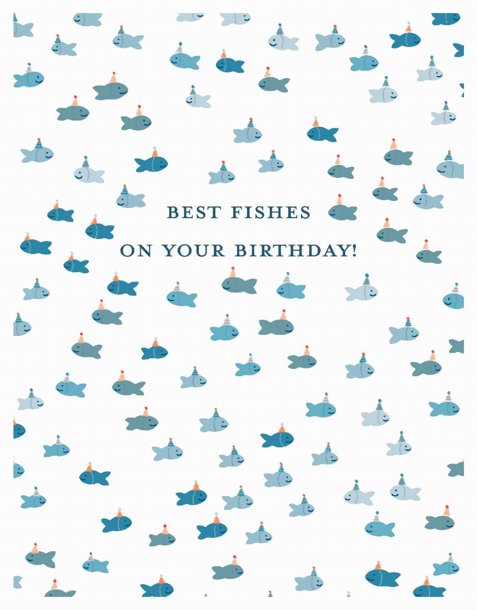 Best Fishes Birthday