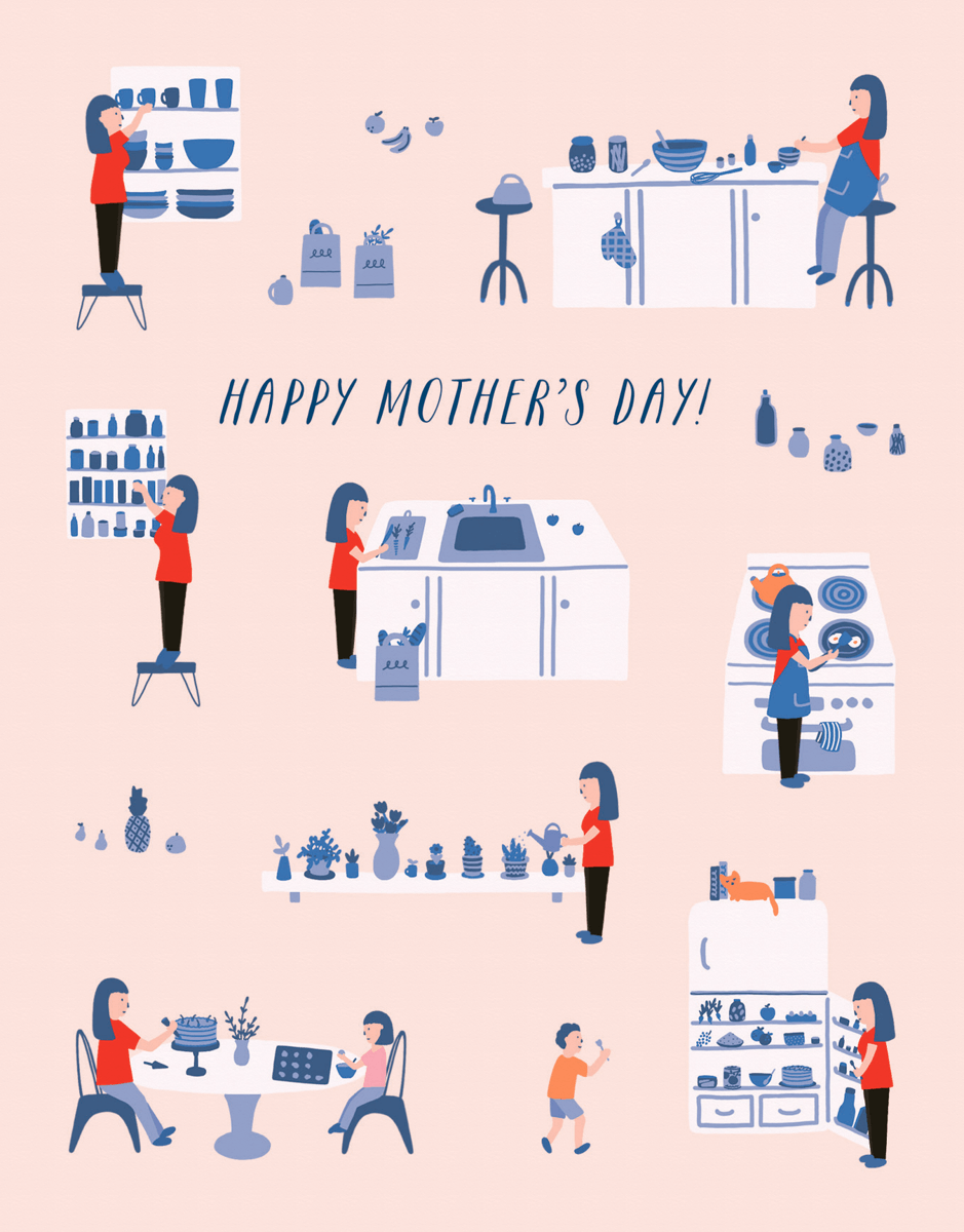 Mother's Day Kitchen