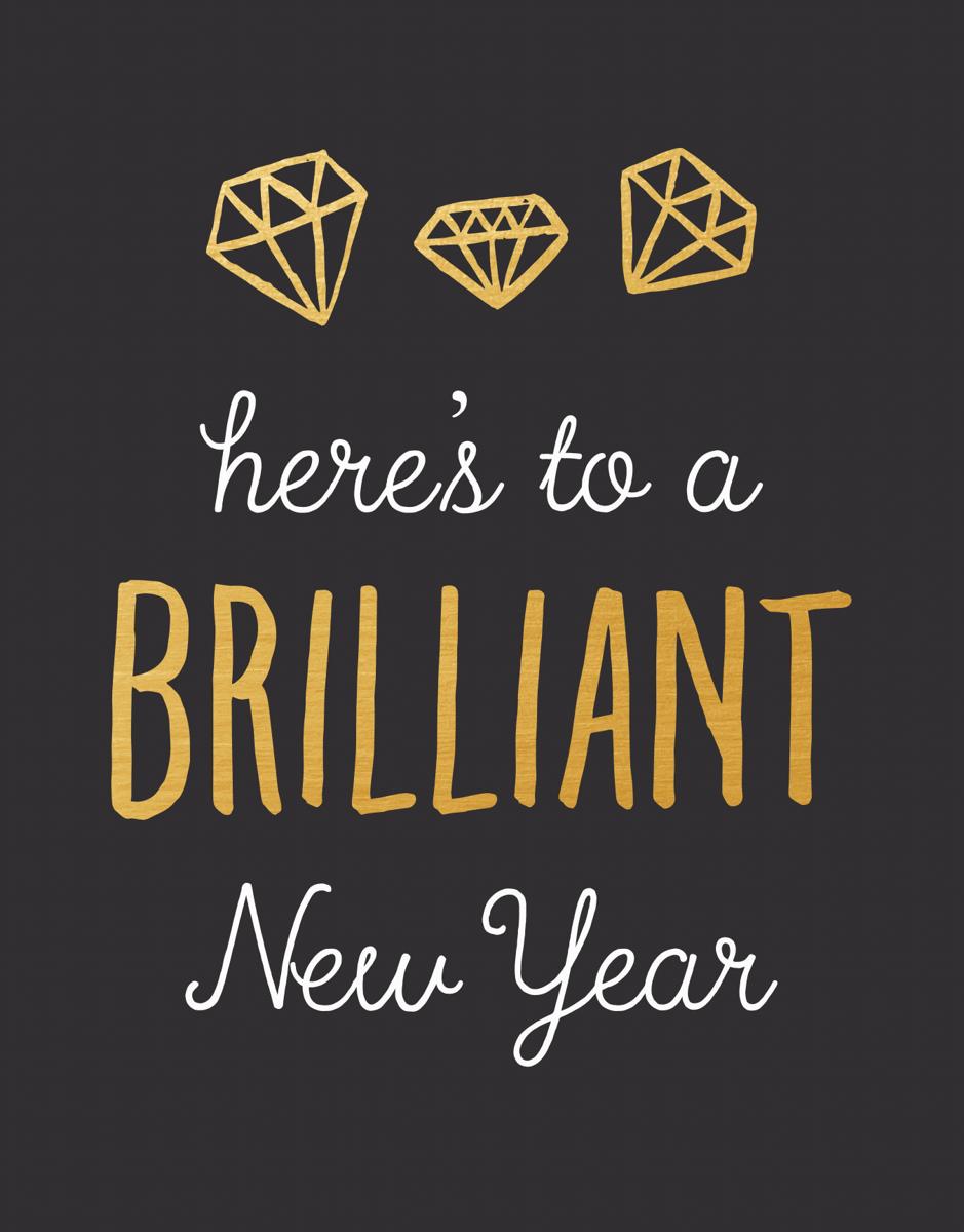 Brilliant New Year