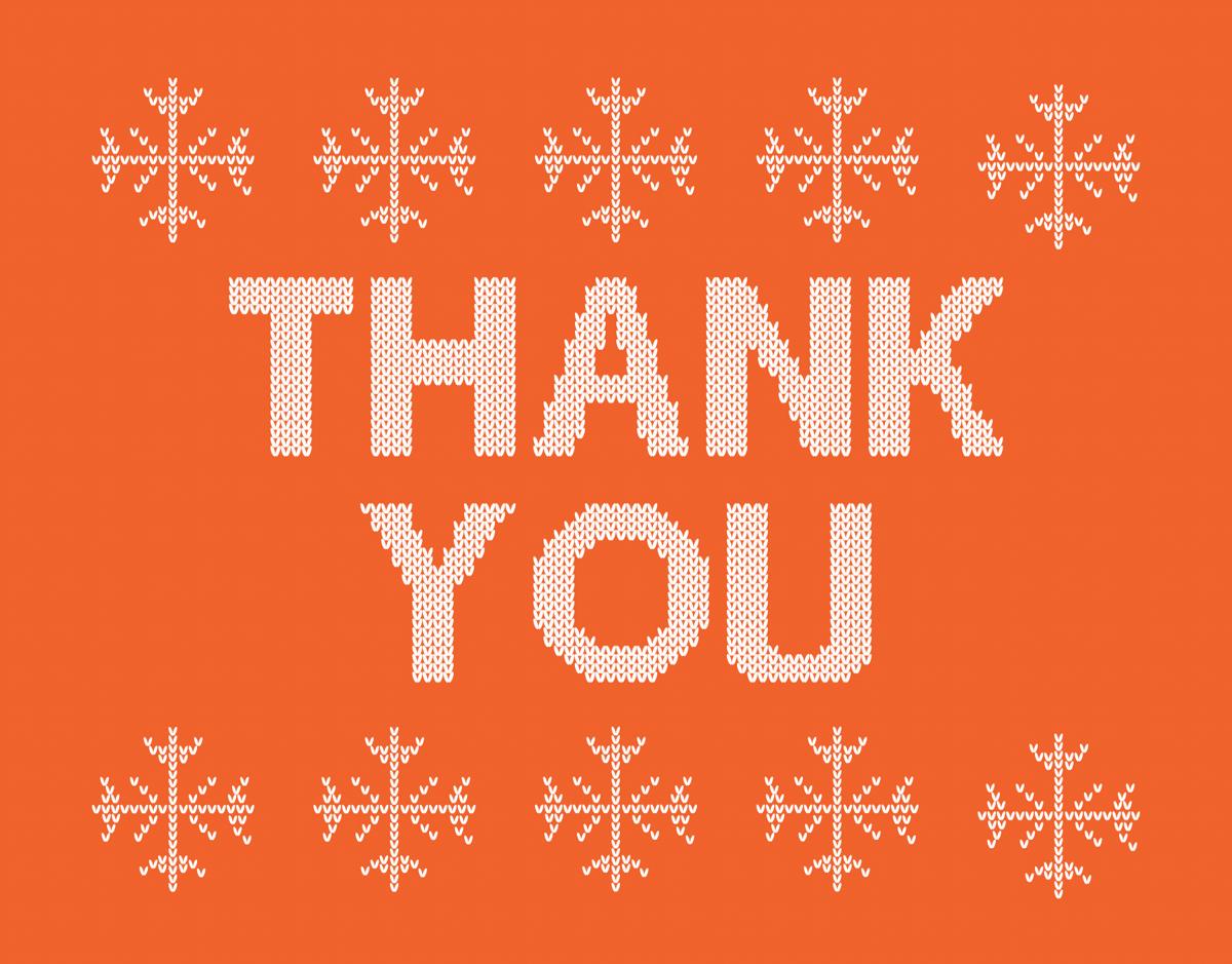 Knit Thank You