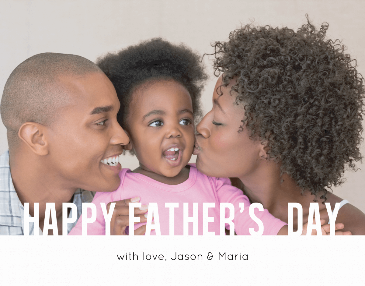 Father's Day Letters