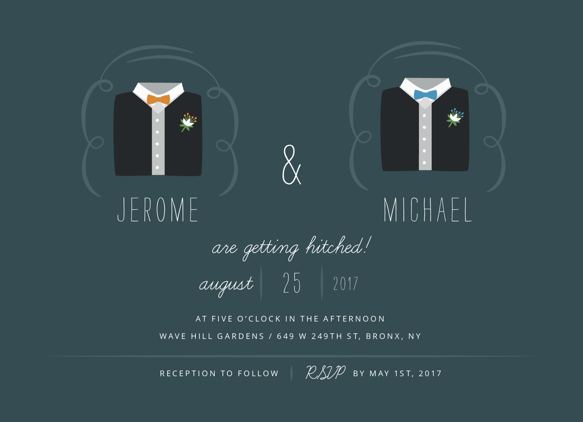 Suits Wedding