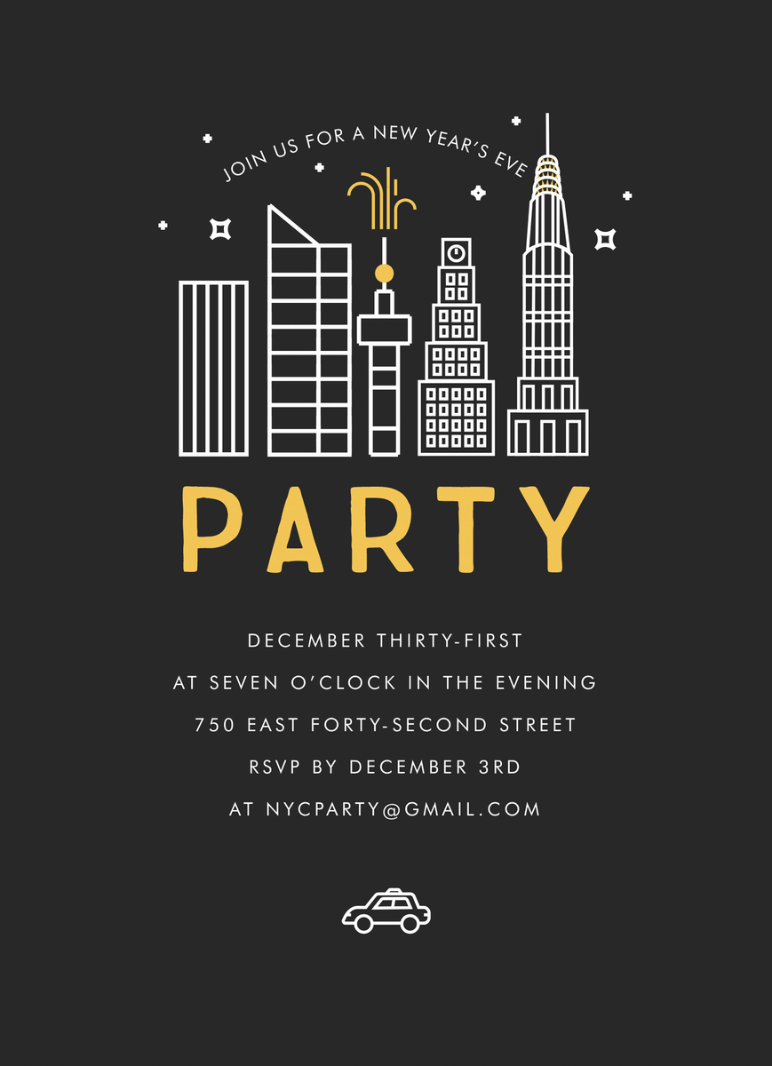 City Invite