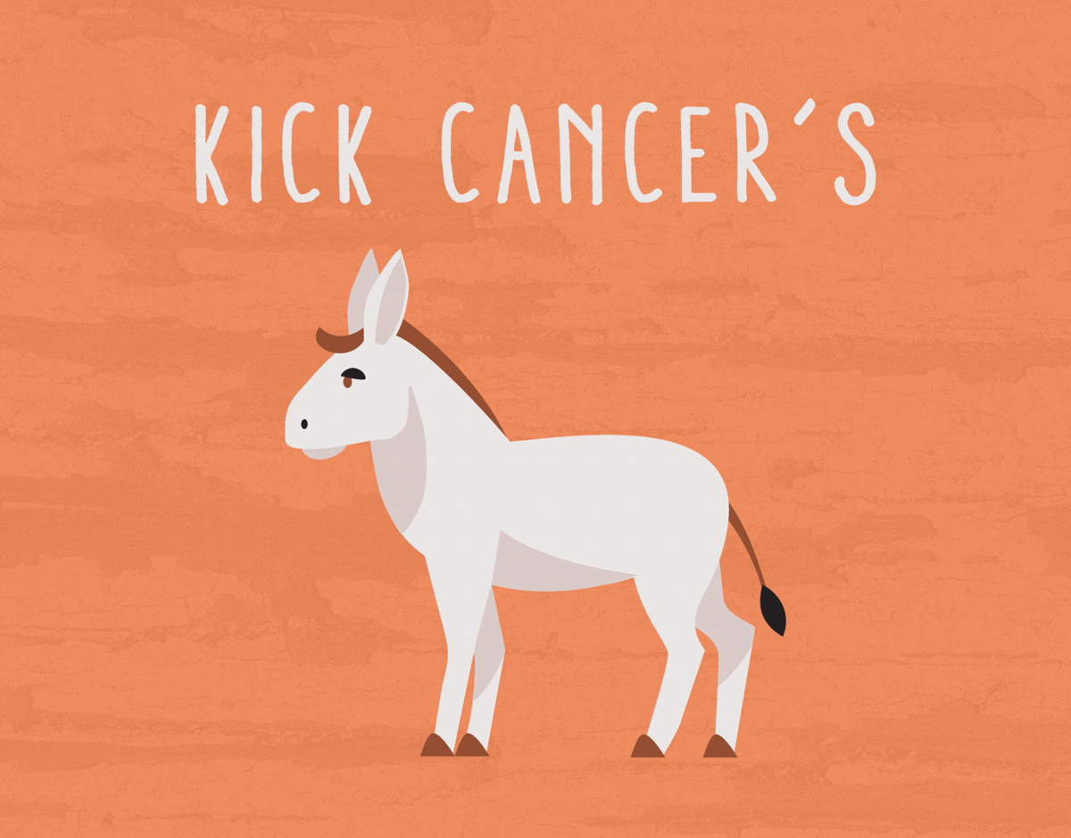 Kick Cancer's Ass