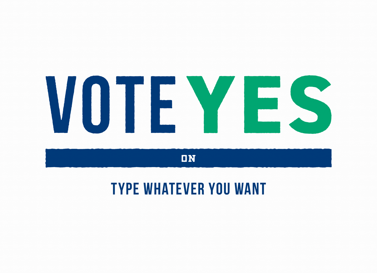 vote-yes-political-postcard