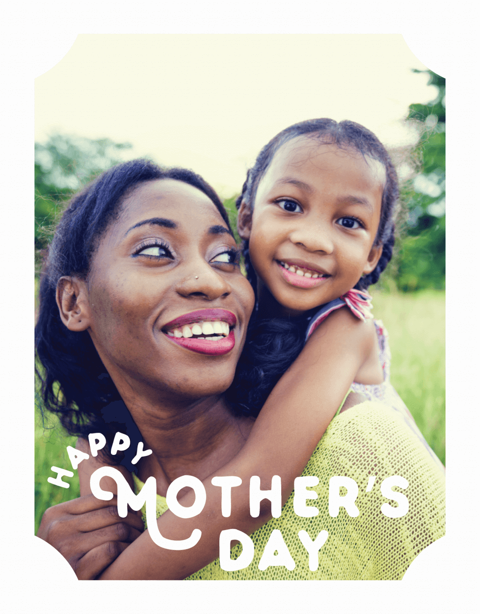 Mother's Day Photo