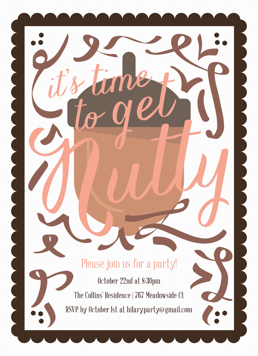 Time To Get Nutty