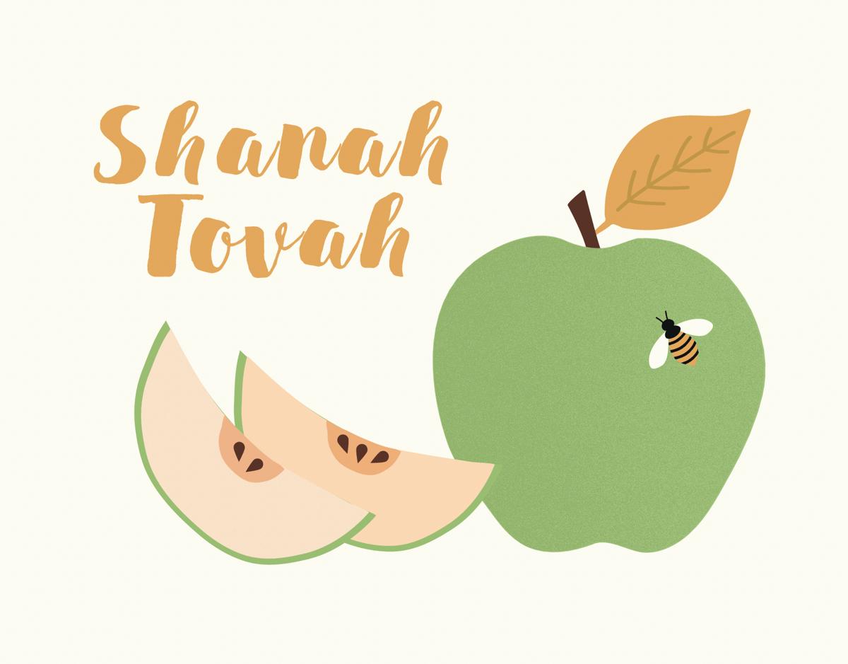Rosh Hashanah Apples