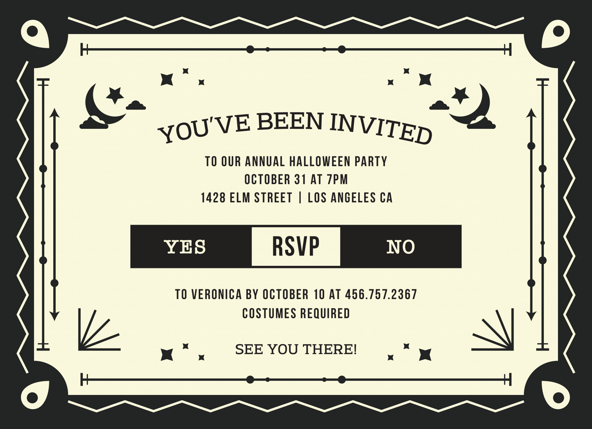 Spooky Game Halloween Party