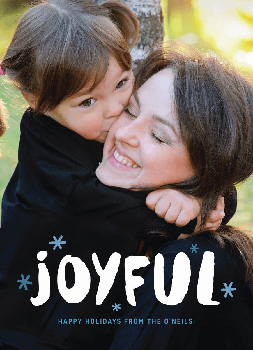 Fun Joyful Holiday