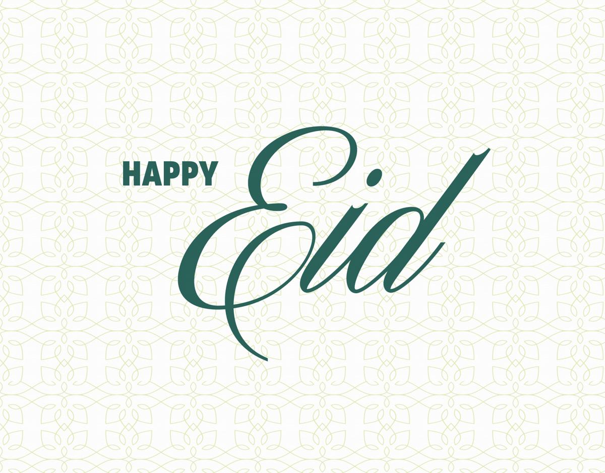 Pattern Overlay Eid