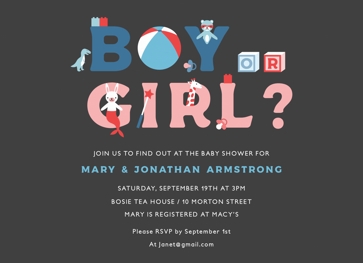 Boy Or Girl Nursery