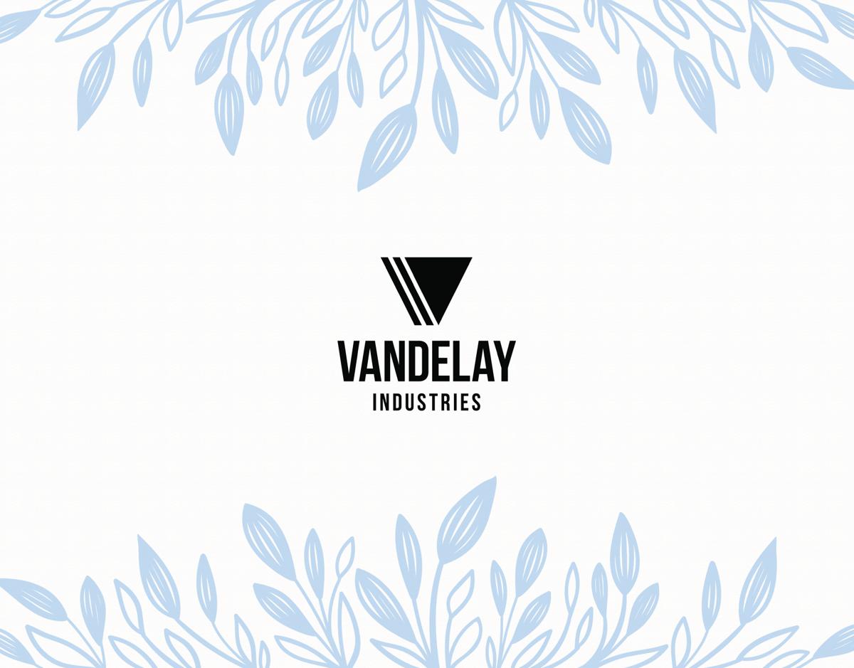 Leafy Logo Card