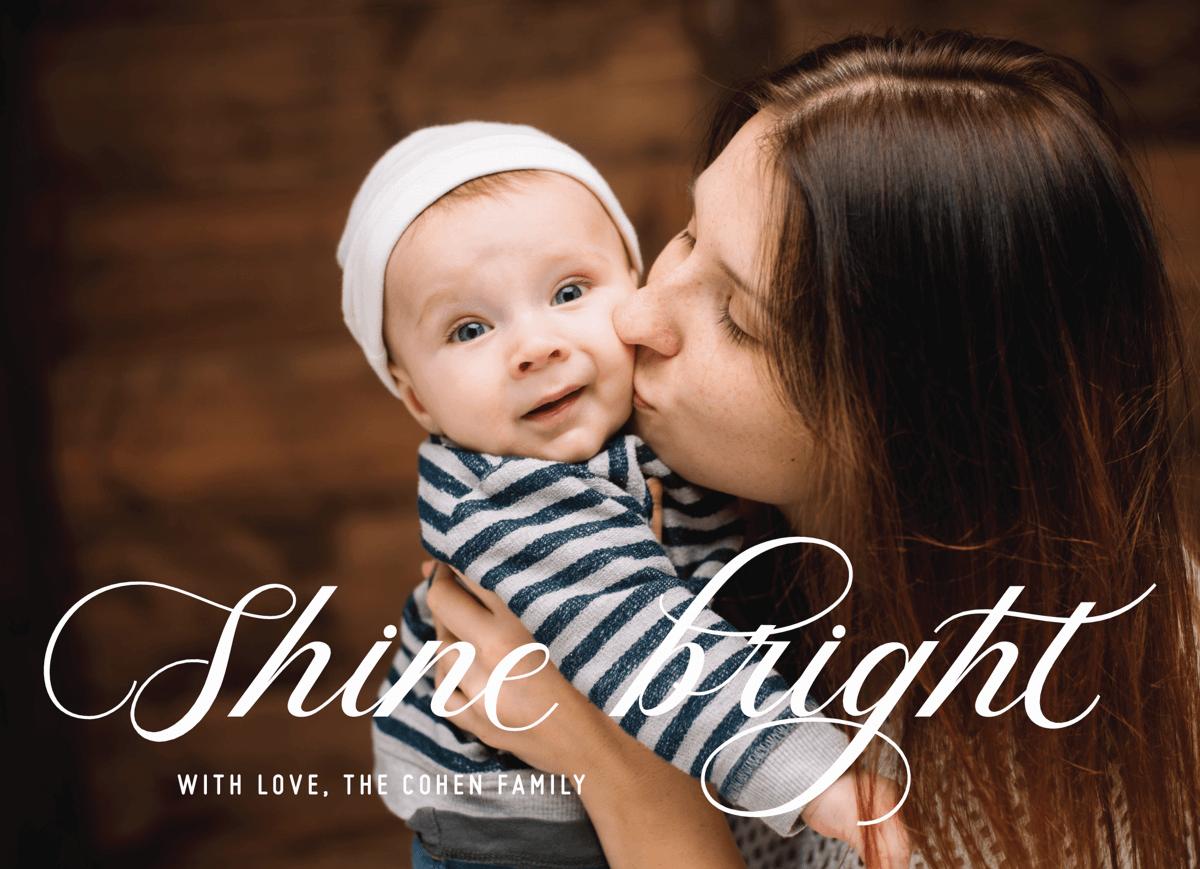 Shine Bright Script