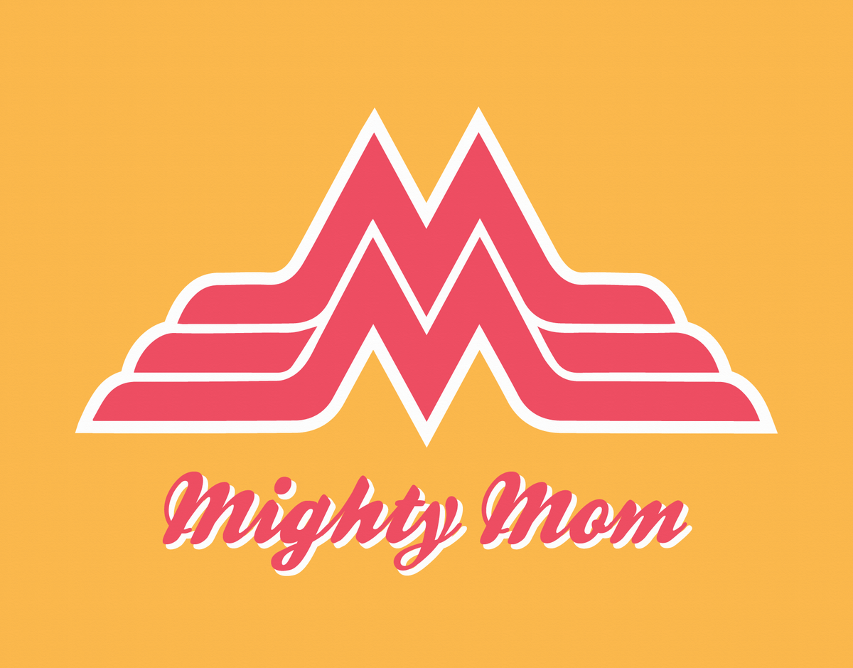 Mighty Mom Card