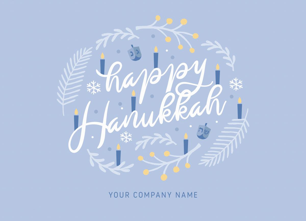 Festive Hanukkah Season