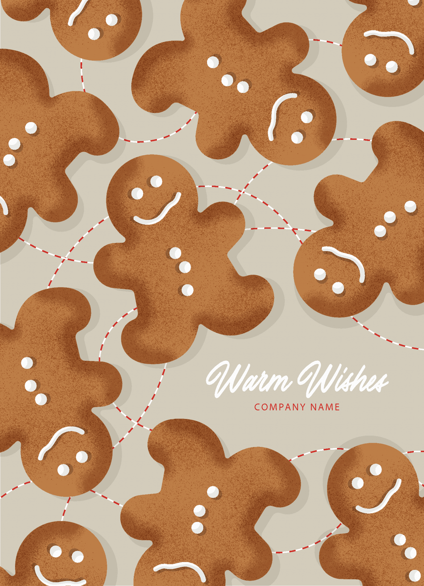 Warm Wishes Cookies