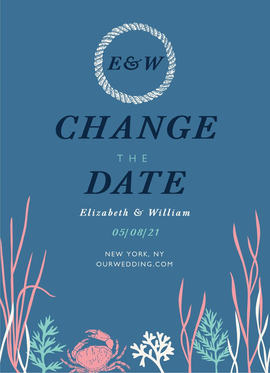 Underwater Change The Date