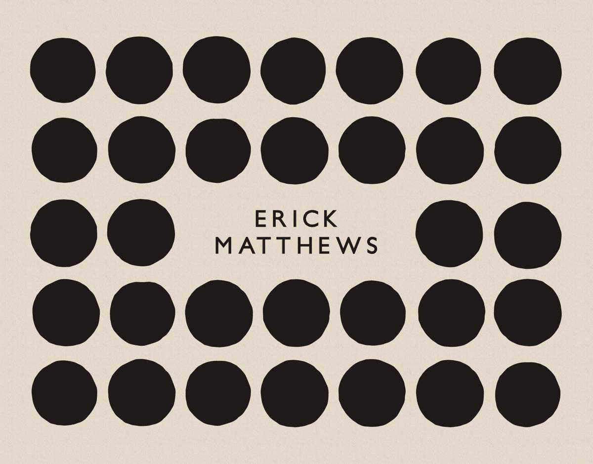 Black Circles Custom Stationery