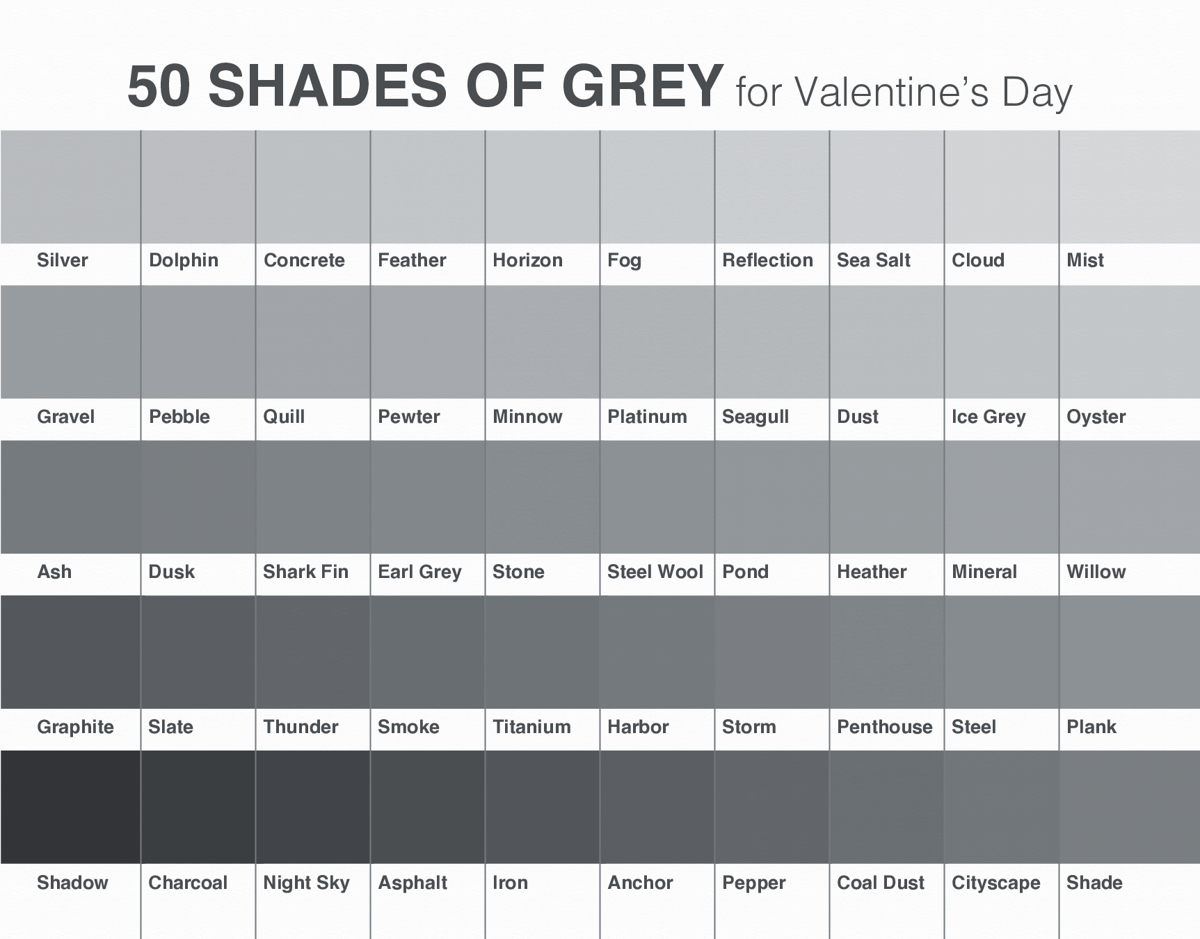 50 Shades Valentine's Card