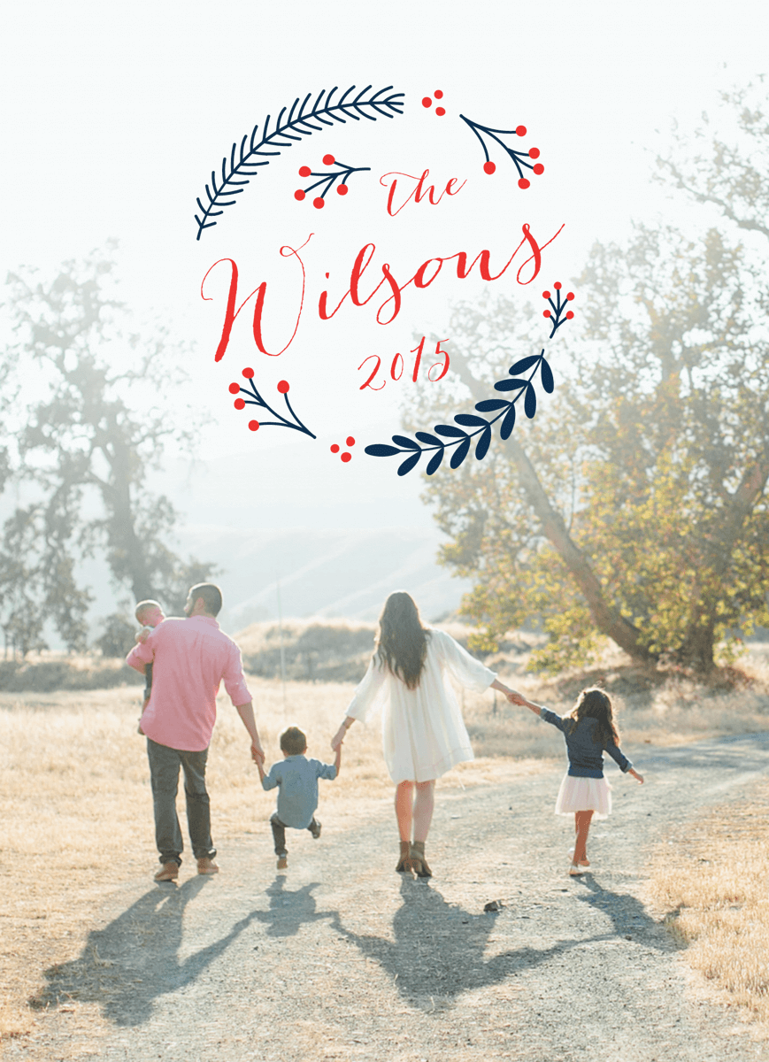 berry-wreath-photo-holiday-card