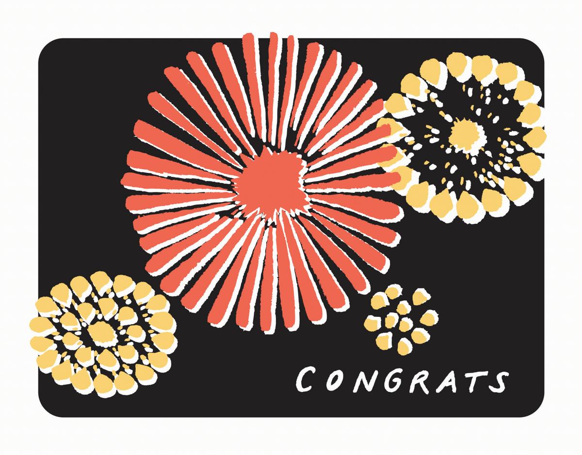 Congrats Fireworks