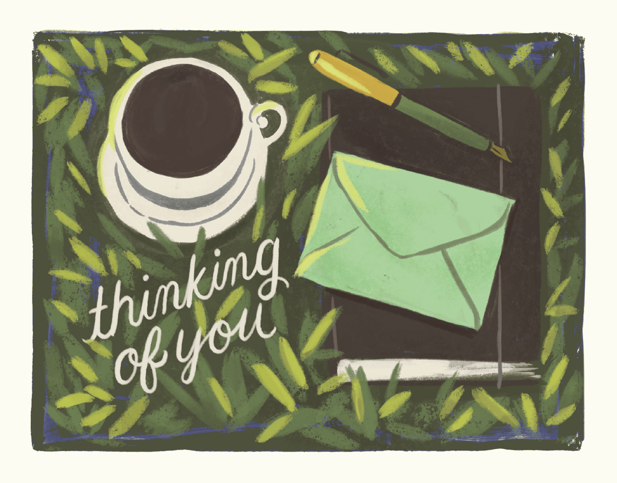 Thinking Of You Desk