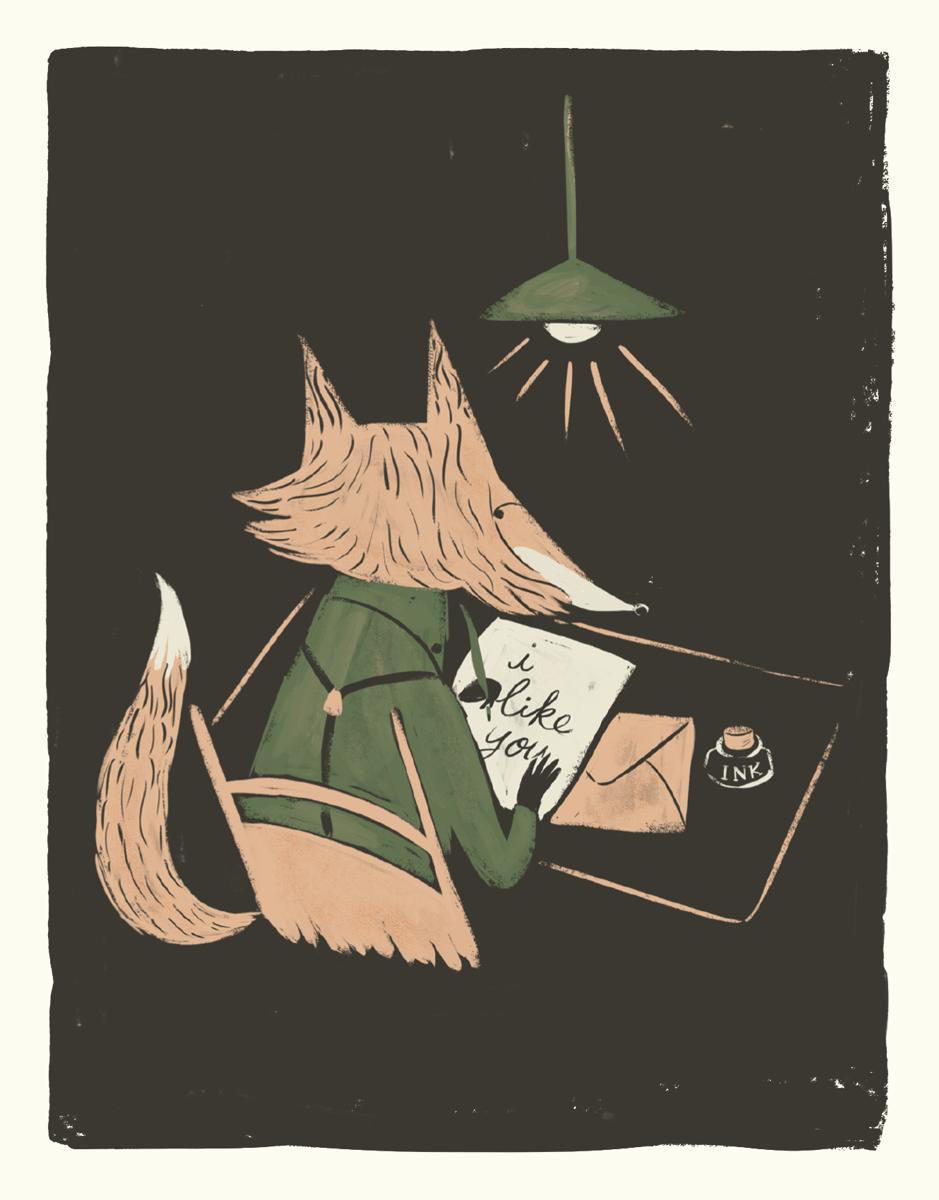 I Like You Fox