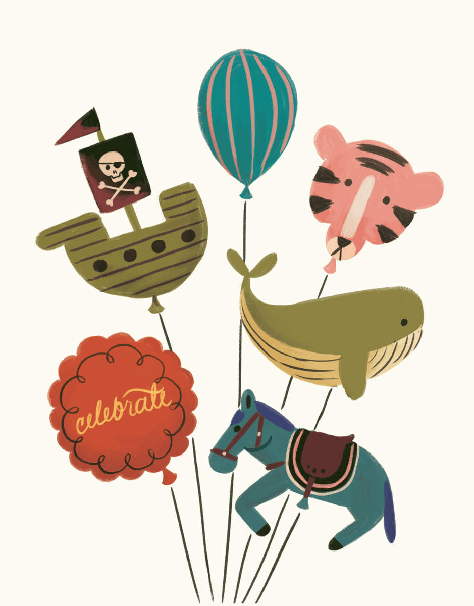 Toy Balloons