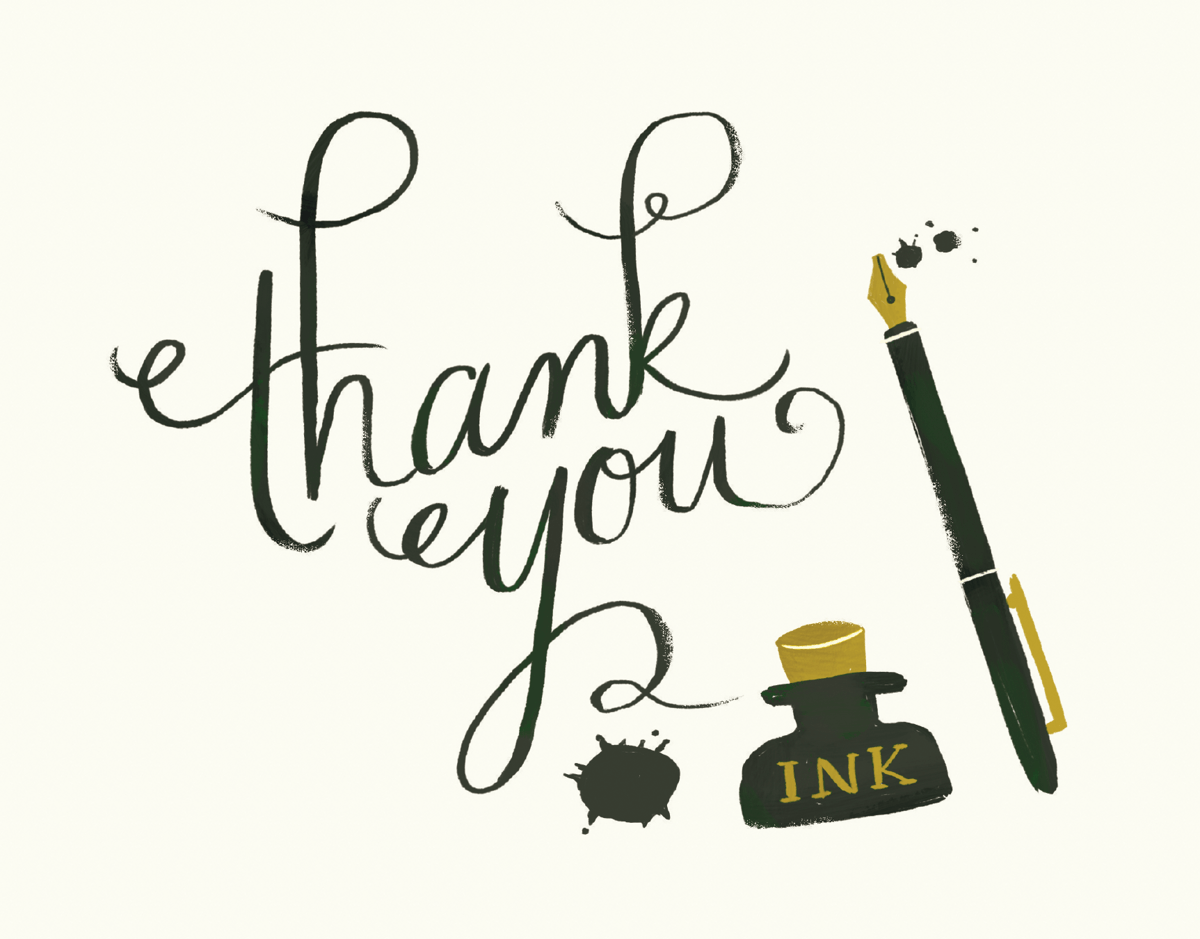 Ink Thank You