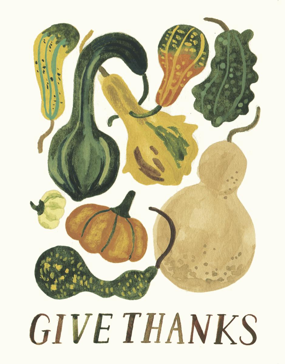 Gourd Thanks