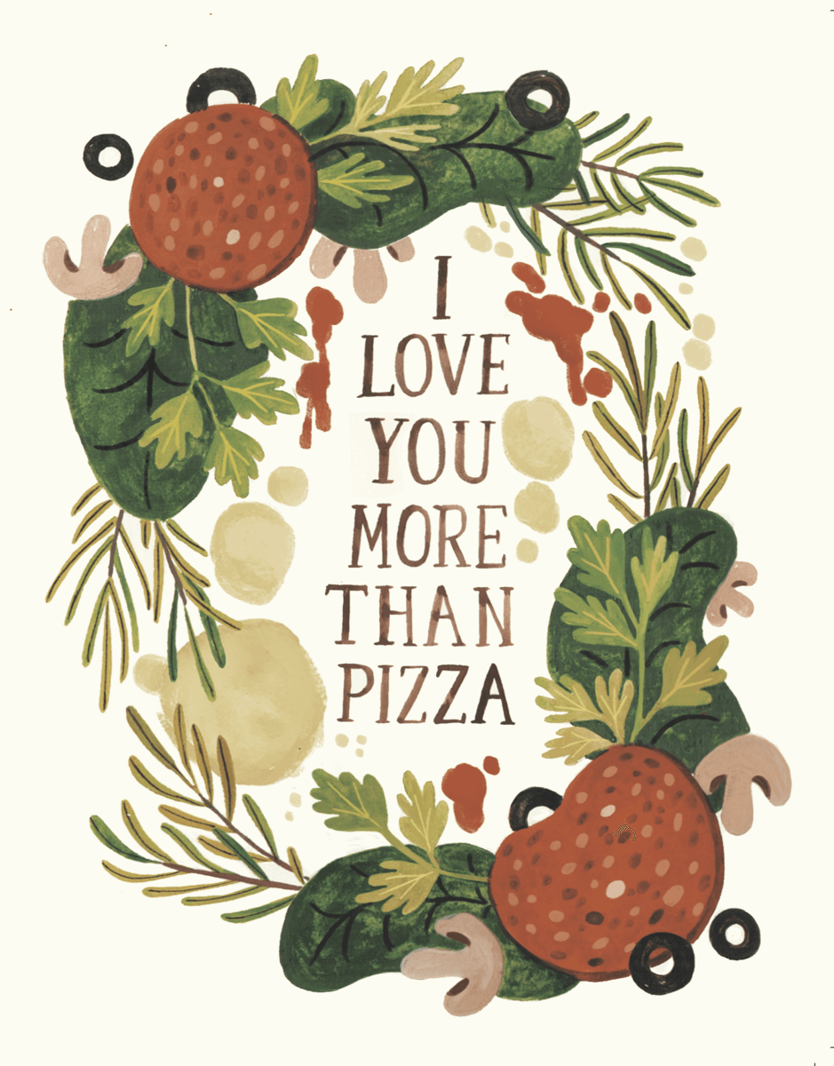More Than Pizza