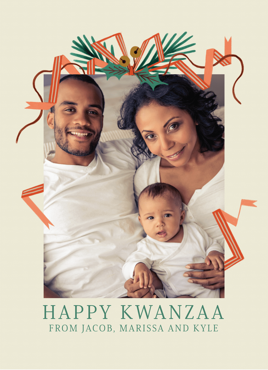 happiest-holidays-gift-frame-photo-template