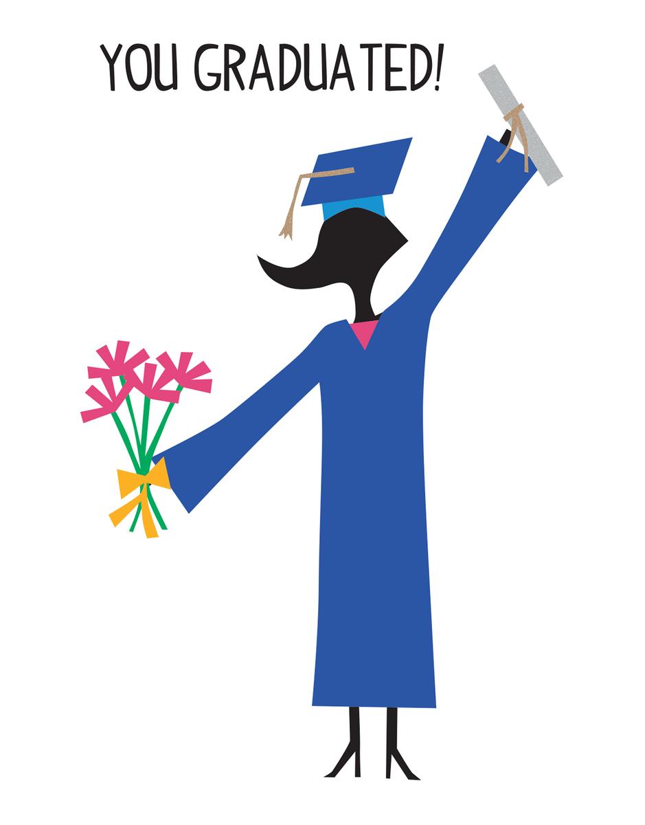 Grad Girl