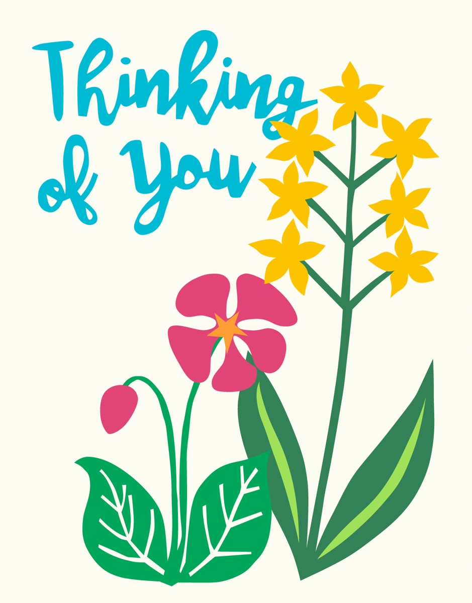 Cheery Thinking Of You
